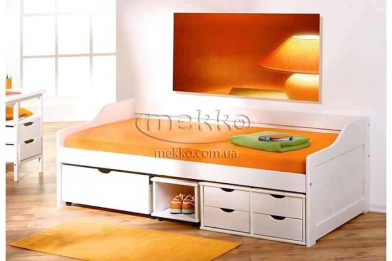 """Ліжко """"FLORO"""" (2090х960х720мм) Halmar (Халмар)  Конотоп-3"""