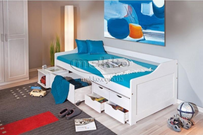 """Ліжко """"FLORO"""" (2090х960х720мм) Halmar (Халмар)  Конотоп"""