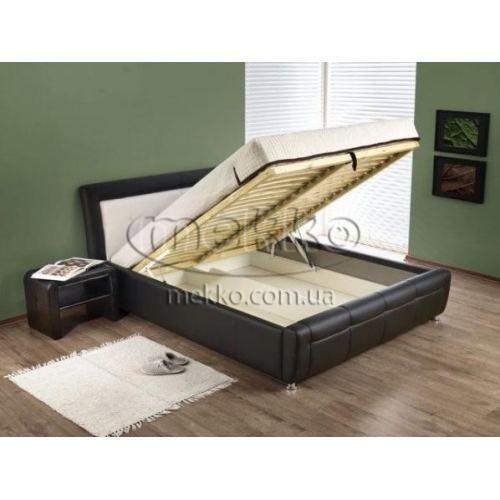 """Ліжко з підйомним механізмом """"SAMANTA P"""" (1840х2220х940мм) Halmar (Халмар)  Конотоп-2"""