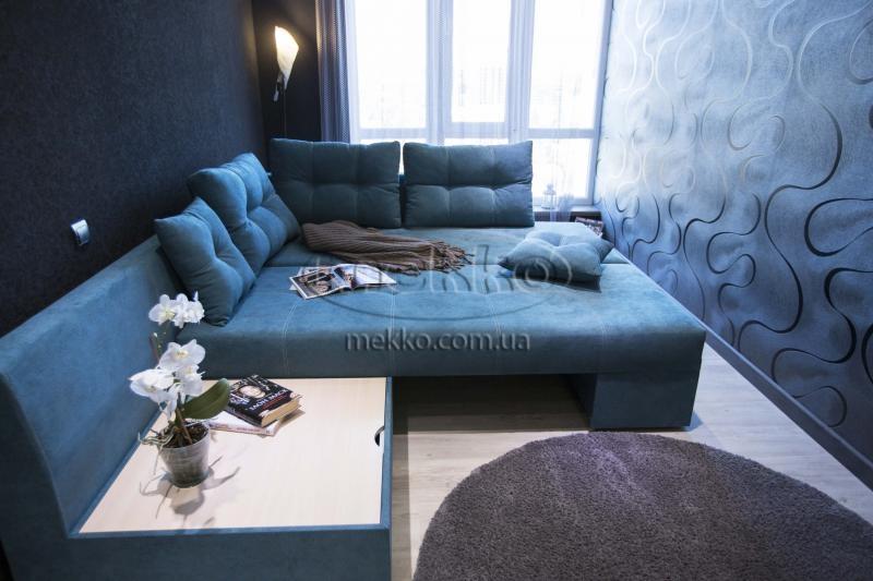 Кутовий диван з поворотним механізмом (Mercury) Меркурій ф-ка Мекко (Ортопедичний) - 3000*2150мм  Конотоп-4