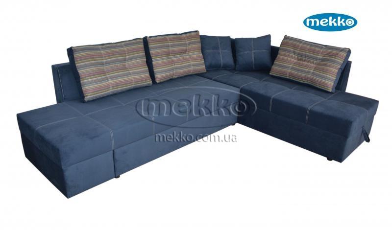 Кутовий диван з поворотним механізмом (Mercury) Меркурій ф-ка Мекко (Ортопедичний) - 3000*2150мм  Конотоп-13