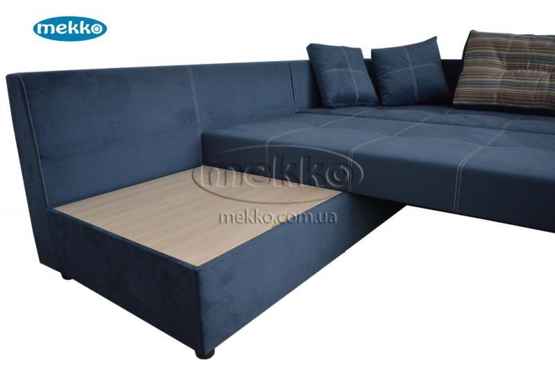Кутовий диван з поворотним механізмом (Mercury) Меркурій ф-ка Мекко (Ортопедичний) - 3000*2150мм  Конотоп-17