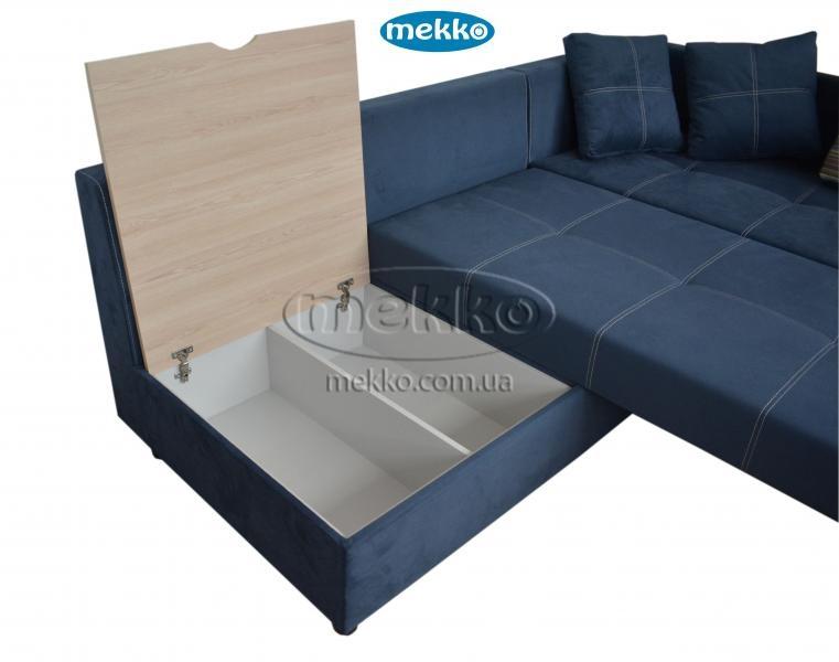 Кутовий диван з поворотним механізмом (Mercury) Меркурій ф-ка Мекко (Ортопедичний) - 3000*2150мм  Конотоп-18