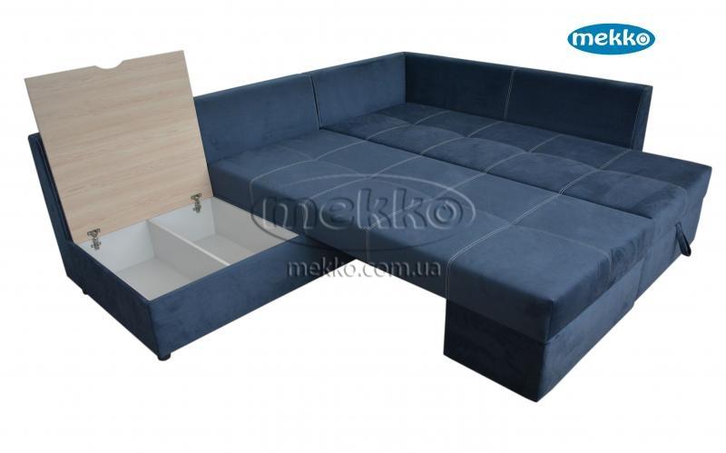 Кутовий диван з поворотним механізмом (Mercury) Меркурій ф-ка Мекко (Ортопедичний) - 3000*2150мм  Конотоп-19