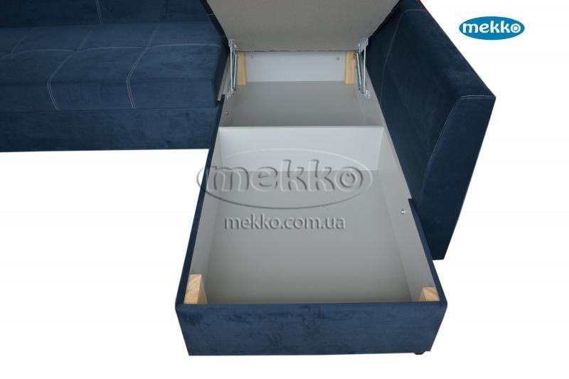 Кутовий диван з поворотним механізмом (Mercury) Меркурій ф-ка Мекко (Ортопедичний) - 3000*2150мм  Конотоп-20