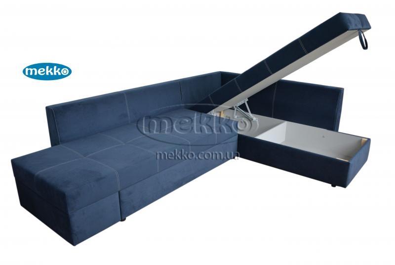 Кутовий диван з поворотним механізмом (Mercury) Меркурій ф-ка Мекко (Ортопедичний) - 3000*2150мм  Конотоп-14
