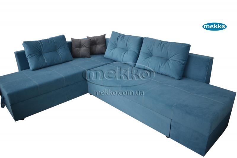 Кутовий диван з поворотним механізмом (Mercury) Меркурій ф-ка Мекко (Ортопедичний) - 3000*2150мм  Конотоп-10