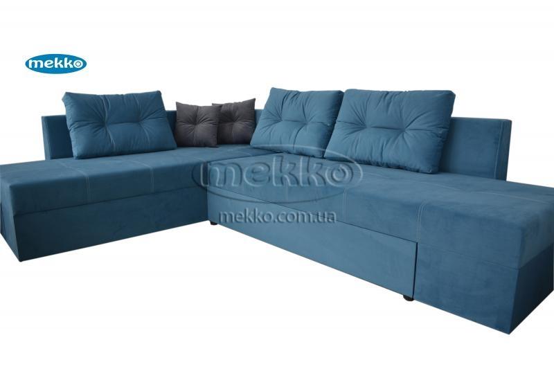 Кутовий диван з поворотним механізмом (Mercury) Меркурій ф-ка Мекко (Ортопедичний) - 3000*2150мм  Конотоп-11