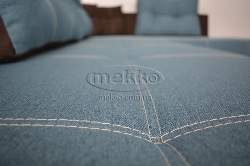 Кутовий диван з поворотним механізмом (Mercury) Меркурій ф-ка Мекко (Ортопедичний) - 3000*2150мм  Конотоп-9