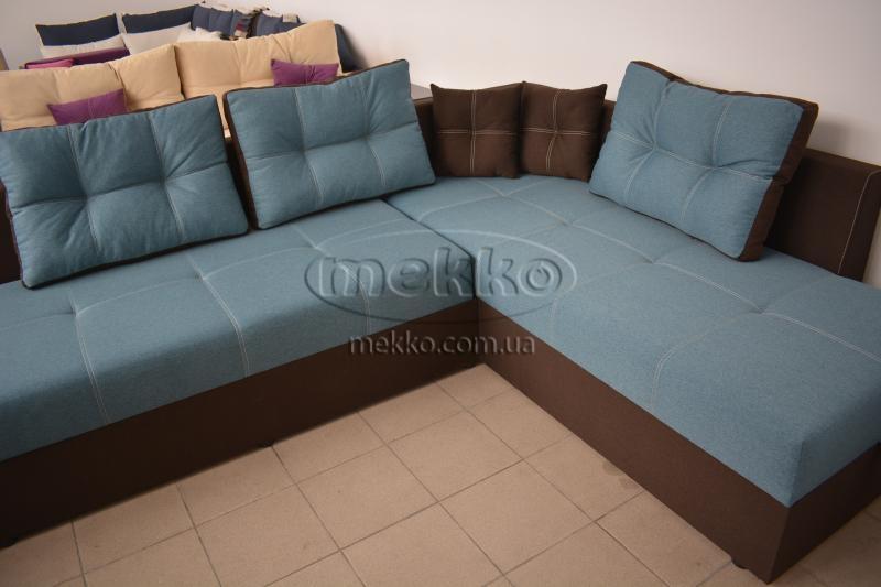 Кутовий диван з поворотним механізмом (Mercury) Меркурій ф-ка Мекко (Ортопедичний) - 3000*2150мм  Конотоп-8