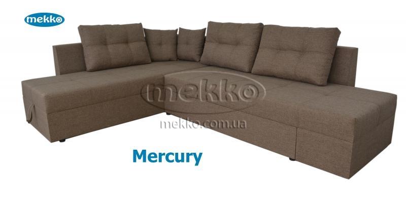 Кутовий диван з поворотним механізмом (Mercury) Меркурій ф-ка Мекко (Ортопедичний) - 3000*2150мм  Конотоп-12