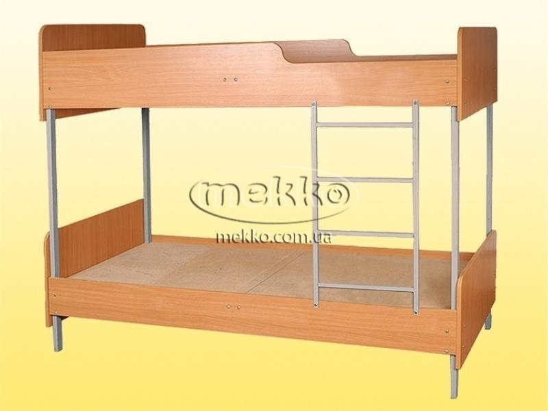 Ліжко 2-ярусне  (1950х850х1778мм) (арт.0819) Геліка  Конотоп