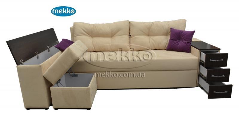 Ортопедичний кутовий диван Cube Shuttle NOVO (Куб Шатл Ново) ф-ка Мекко (2,65*1,65м)  Конотоп-13