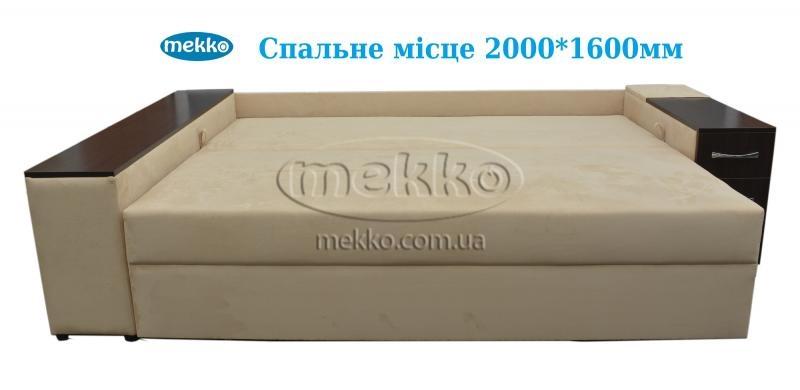 Ортопедичний кутовий диван Cube Shuttle NOVO (Куб Шатл Ново) ф-ка Мекко (2,65*1,65м)  Конотоп-16
