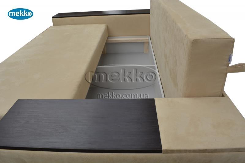 Ортопедичний кутовий диван Cube Shuttle NOVO (Куб Шатл Ново) ф-ка Мекко (2,65*1,65м)  Конотоп-15