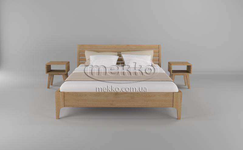 Ліжко Вайде (масив бука /масив дуба) T.Q.Project  Конотоп-5