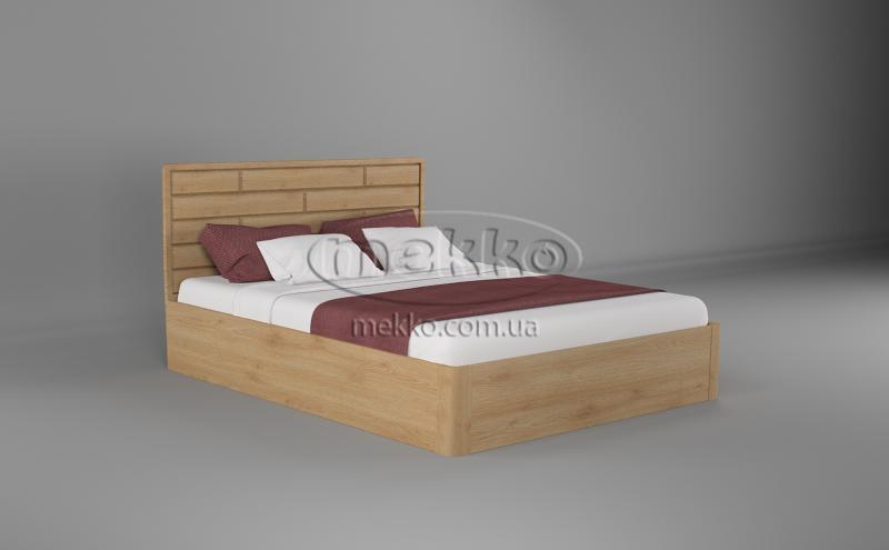 Ліжко Лауро з Підйомником (масив бука /масив дуба) T.Q.Project  Конотоп-5