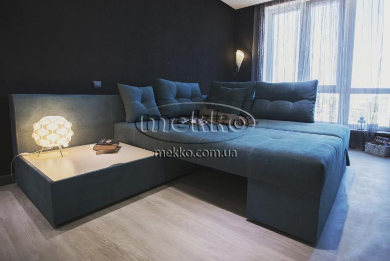 Кутовий диван з поворотним механізмом (Mercury) Меркурій ф-ка Мекко (Ортопедичний) - 3000*2150мм  Конотоп-6