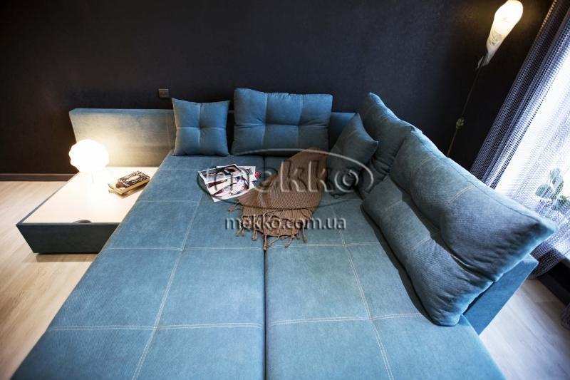 Кутовий диван з поворотним механізмом (Mercury) Меркурій ф-ка Мекко (Ортопедичний) - 3000*2150мм  Конотоп-5
