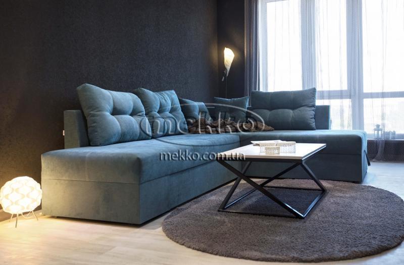 Кутовий диван з поворотним механізмом (Mercury) Меркурій ф-ка Мекко (Ортопедичний) - 3000*2150мм  Конотоп