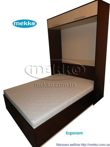 "Ліжко-шафа mekko ""Ergonom""  Конотоп-4"